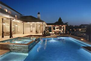 Swimming Pool Lights: Brightening Up Your Baton Rouge Pool