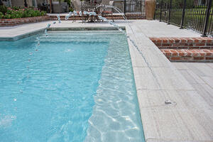 Backyard Pool and Spa Builder in Baton Rouge:  End of Summer Maintenance Plans