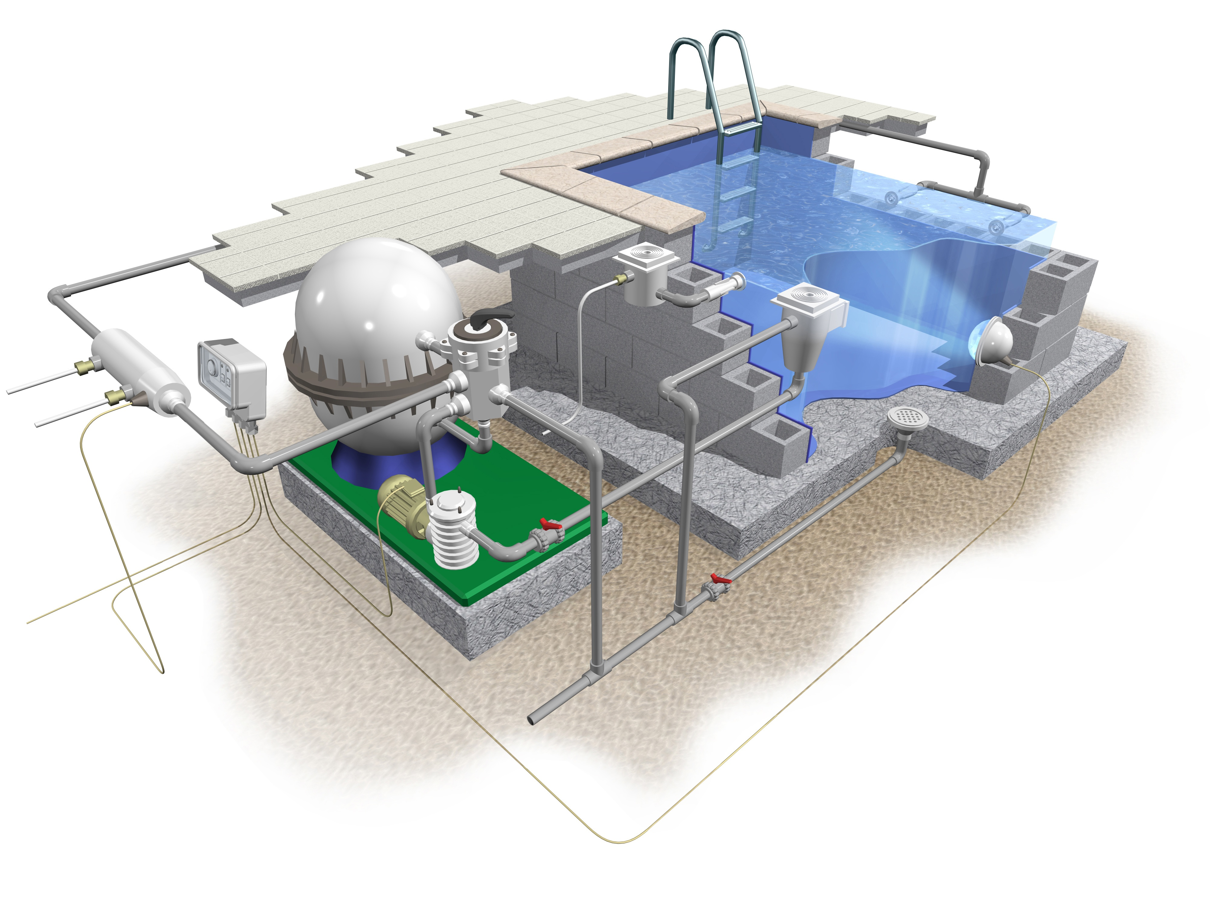 Pool Contractors in Baton Rouge: How Much Can You Save With the Right Pump?