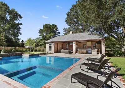 Old Perkins Residence Pool