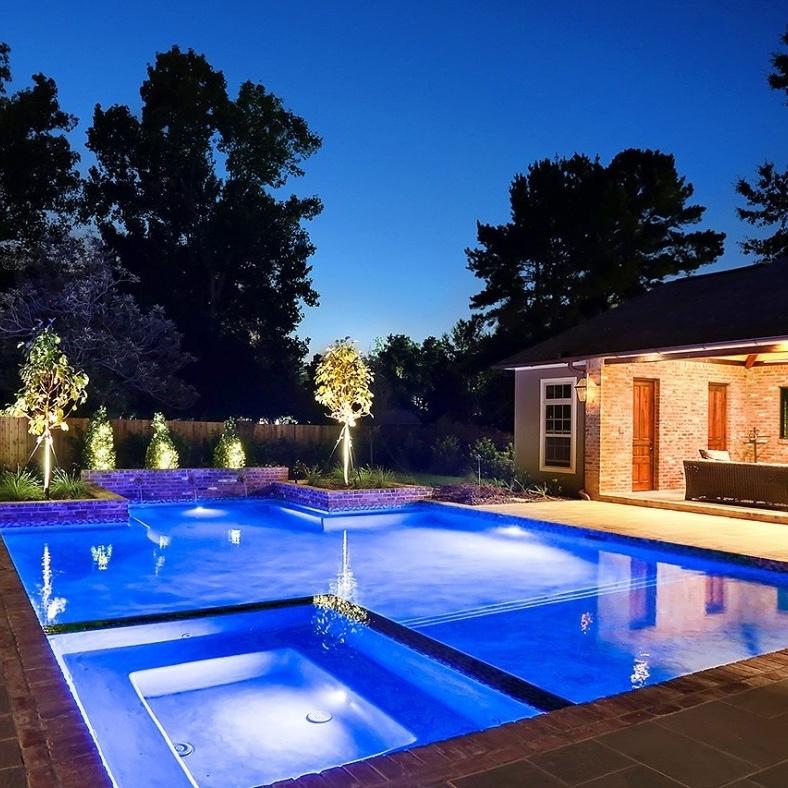 Pool with Sauna in Baton Rouge