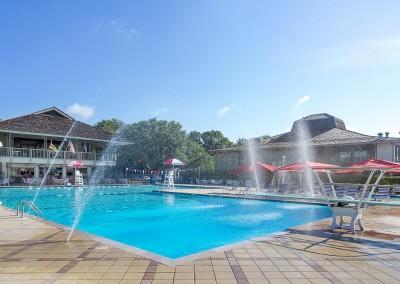 Bocage Raquet Club Pool
