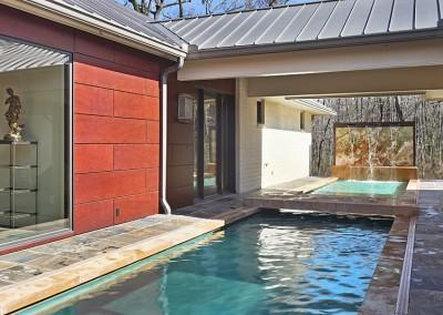Boyce Residence Pool Baton Rouge
