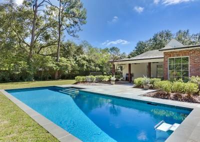 Bocage Residence Pool Baton Rouge
