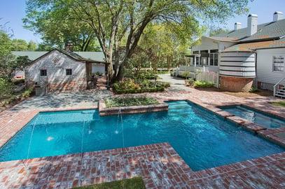 Baton Rouge Pool off River Road