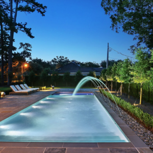 pool water features in baton rouge