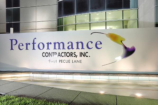 performance contractors