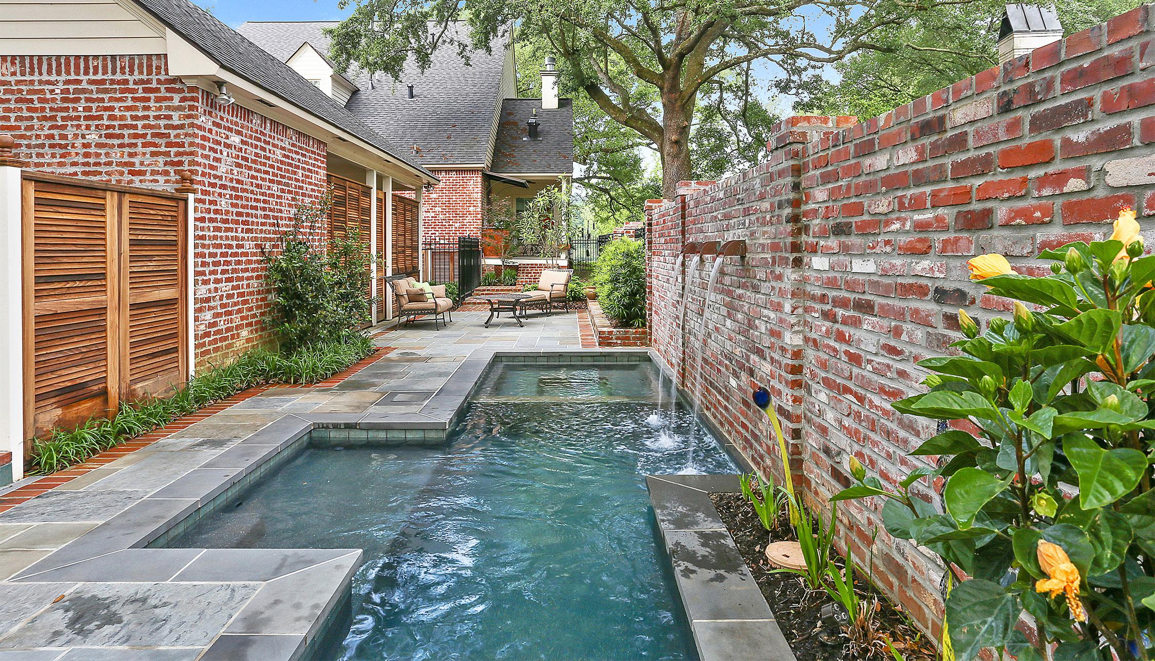 Gunite Pools Baton Rouge