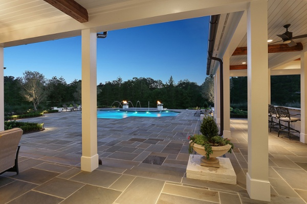 pennsylvania blue stone decking