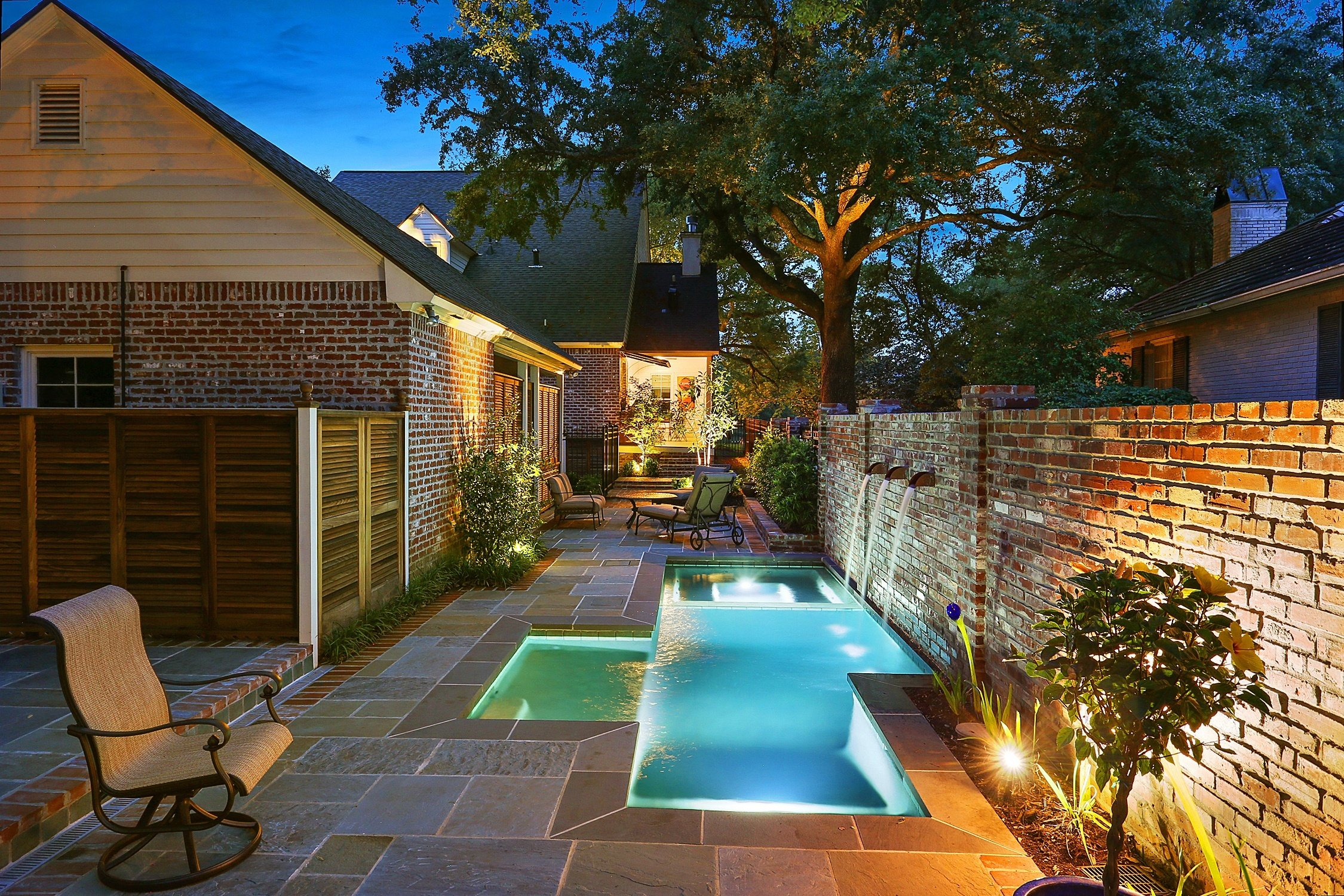 Cocktail Pools and Small Pool Designs for your Baton Rouge ...