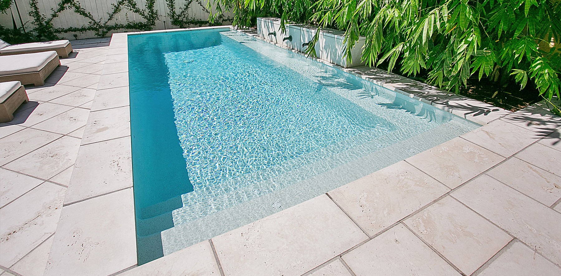 Custom Built Pool New Orleans