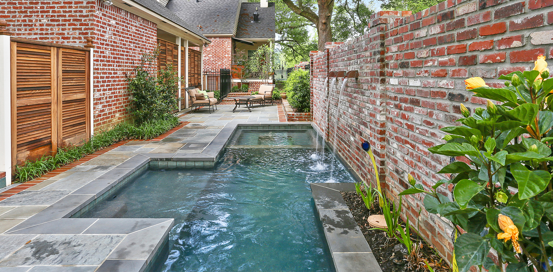 Custom Cocktail Pools Baton Rouge