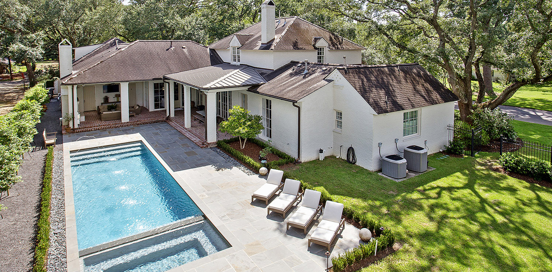 Baton Rouge Pool Builder