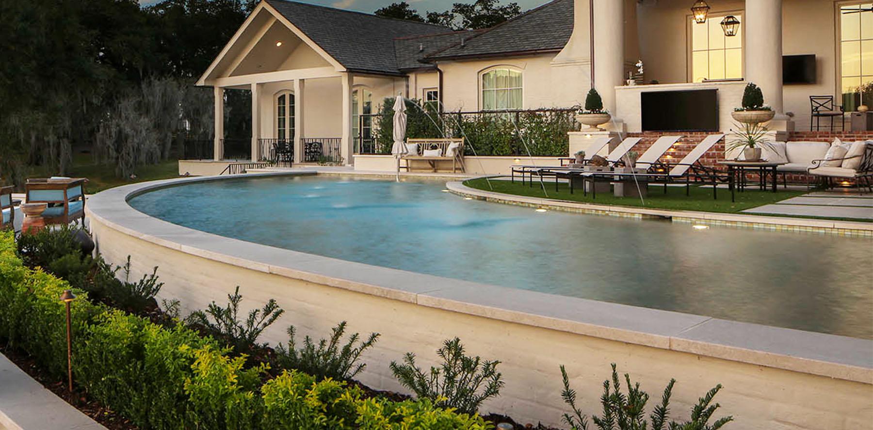 Unique Pool Designer and Builder
